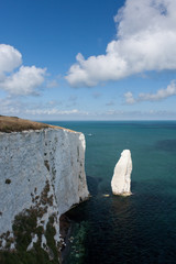 In der nhe der Old Harry Rocks
