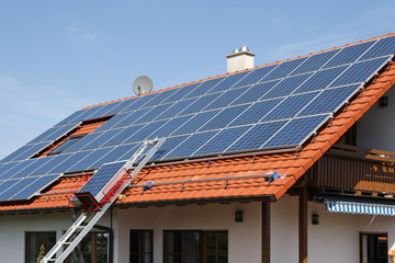 Financial investment, solar electricity
