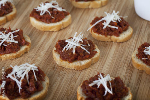 Fresh Tomato Tapenade