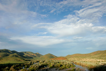 Kunene river, Namibia, southern Africa