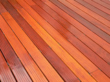 terrasse ipé mouillée
