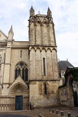 cathédrale saint pierre à poitiers