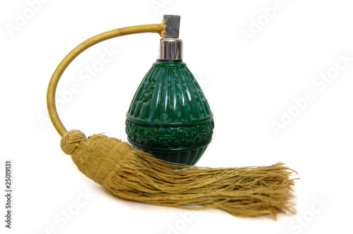 Jade Perfume Bottle
