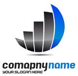 Fototapety Business Logo Design