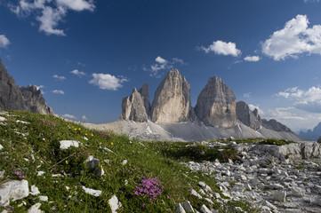 Südtirol Drei Zinnen Dolomiten