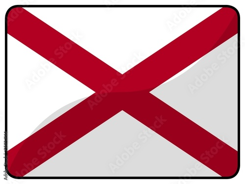 drapeau alabama flag