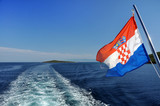 croatian cruise poster