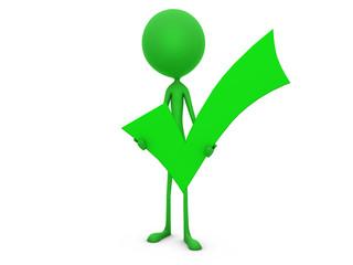 Mr. Emotion V49.2c YES green