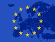 Leinwanddruck Bild - Europa