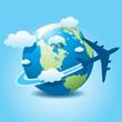 Airplane travel 3