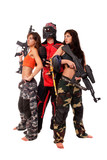 paintball team poster