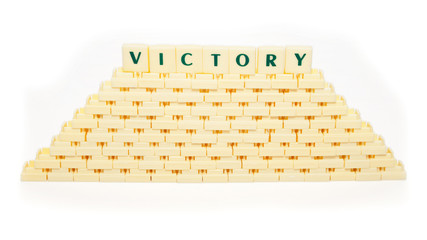 """""""Victory"""" Text"""