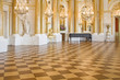 Ball room in Royal Castle in Warsaw. - 25055189