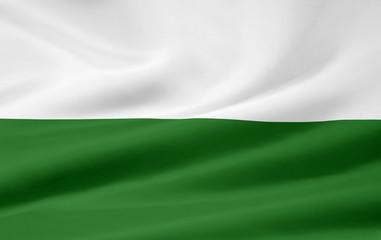 Flagge der Steiermark - Österreich