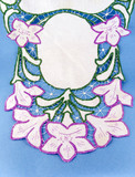 handicraft embroidery poster