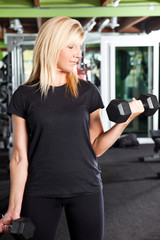 Training athlete