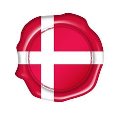 denmark button, dänemark, dansk, siegel, stempel