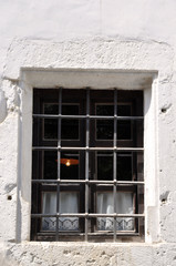 Light in the Old Window