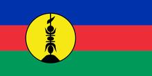 Bandeira de Nova Caledônia