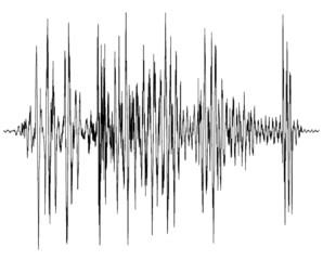 audio wave diagram