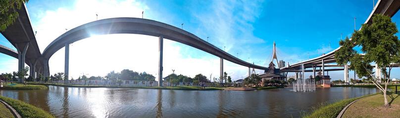 Museum of  Industrial Ring Road Bridge