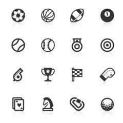 Sports Icons - minimo series