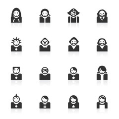avatar Icons 2 - minimo series