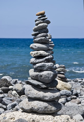 column solitary stones