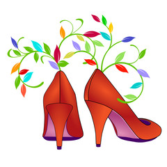 Blumen Shoes