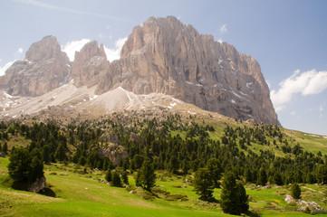 zinnen Gipfel alpen dolomiten hochgebirge