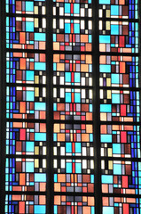 Onze-Lieve-Vrouw-over-de-Dijle  Stained Glass window