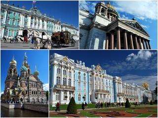 Tourisme à Saint Pétersbourg