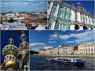 Dans Saint-Petersbourg