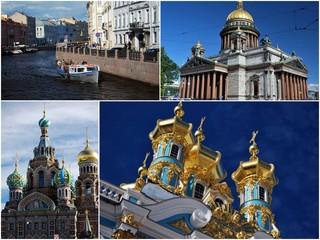 Les rues de Saint Petersbourg