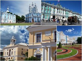 Tourisme autour de Saint Petersbourg