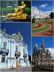 Sortie à Saint Petersbourg