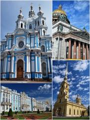 Dans les rues de Saint Petersbourg