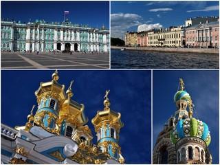 Une sortie à Saint Petersbourg