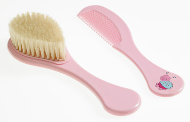 hair brushes for a baby