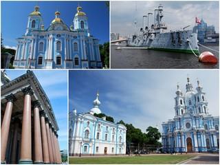 Dans Saint Petersbourg