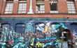 Fototapete Backstein - Graffiti - Graffiti
