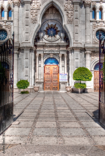 Cathedral in HDR