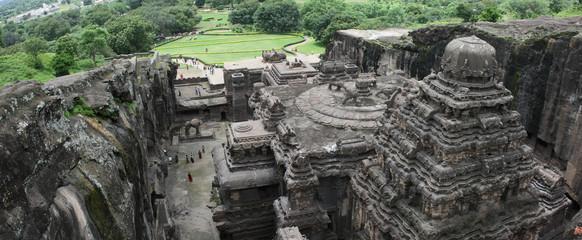 Ellora - temple de Kailasanatha