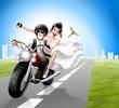 spouses bikers 2