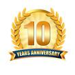 10 Years Anniversary