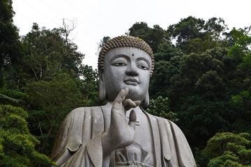 Japan Buddha(datbutsu) in Chinese Temple