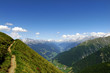 Kellerbauer-Weg in Südtirol