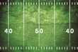 Grunge Football Field - 25108533