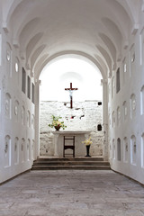 catholic crypt