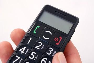 Seniorentelefon / Handy